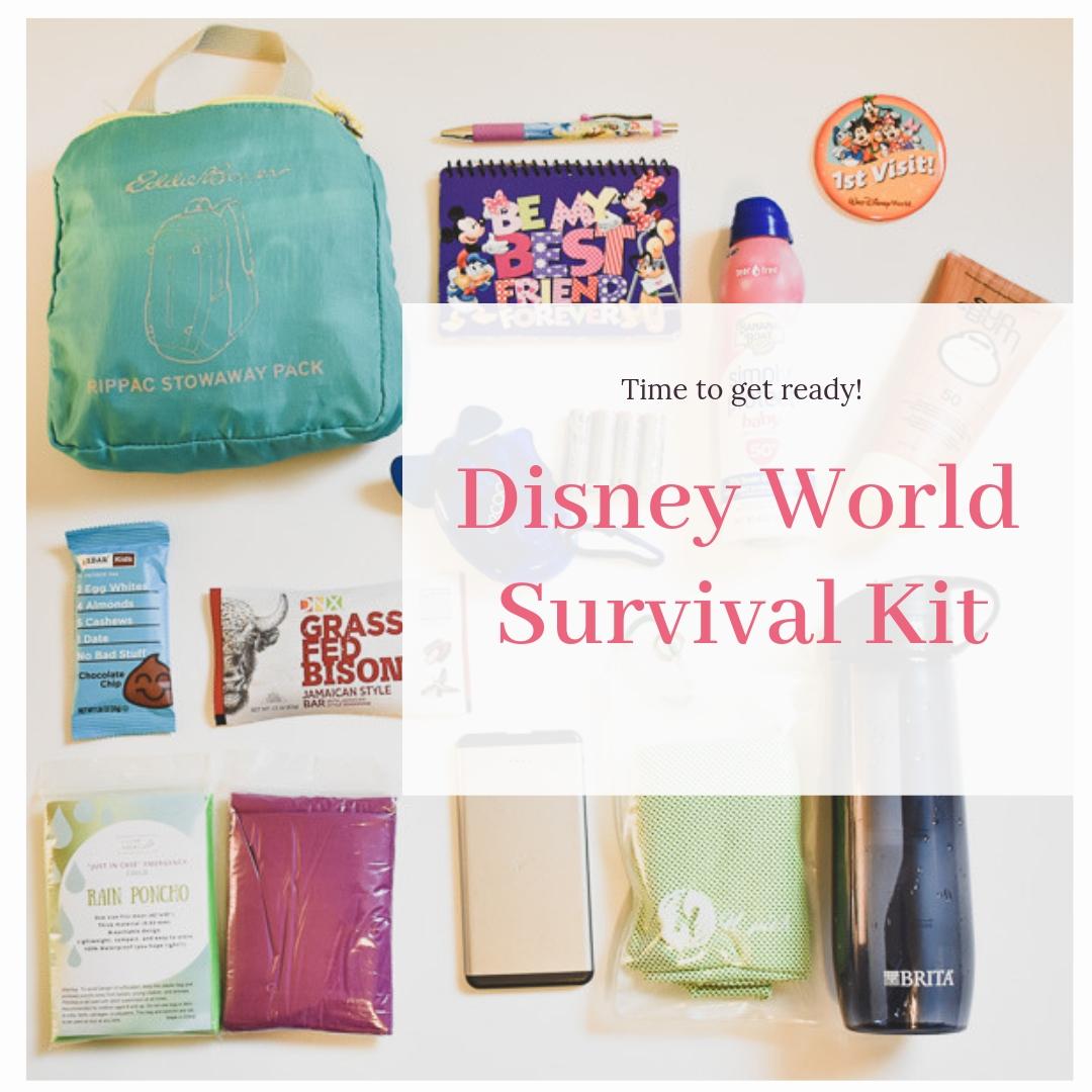 disney survival kit