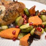 fall chicken and vegetables