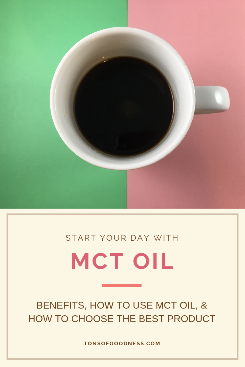 mct oil coffee