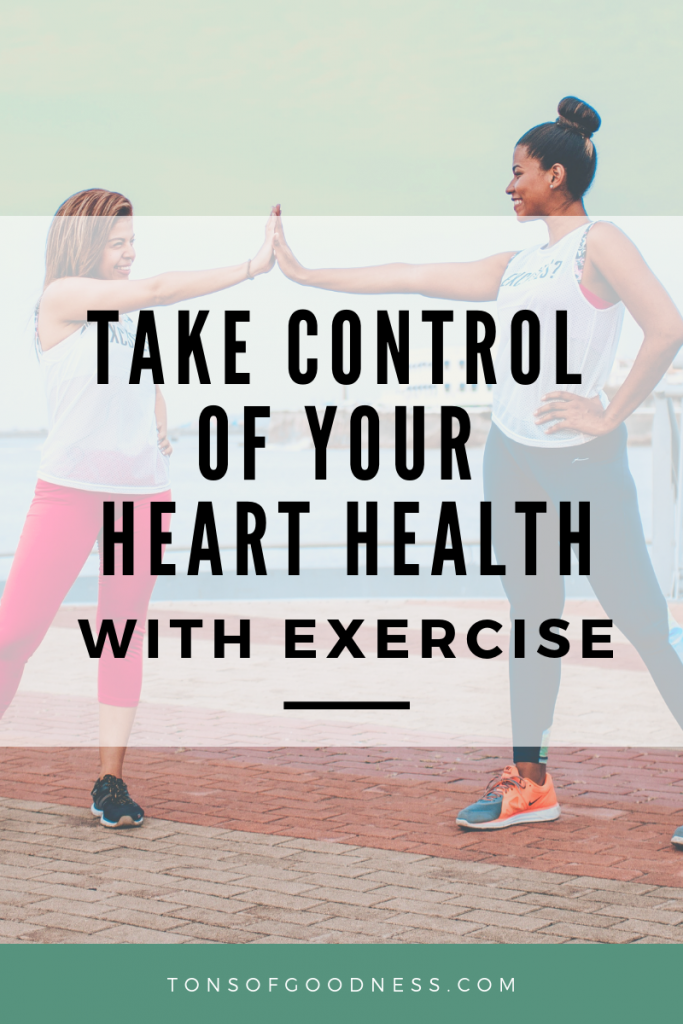title take control of your heart health