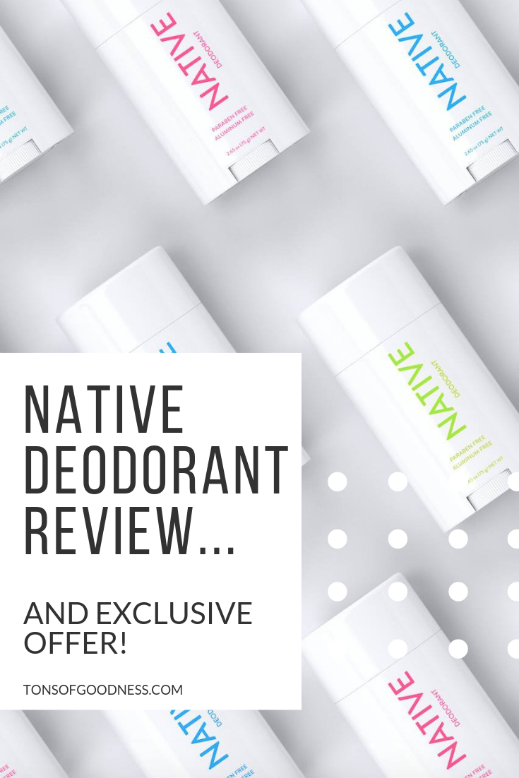 native deodorant image