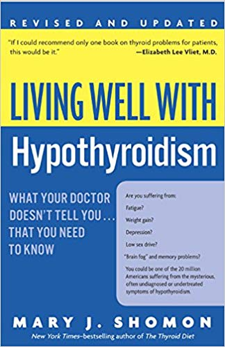 living well with hashimoto's book cover
