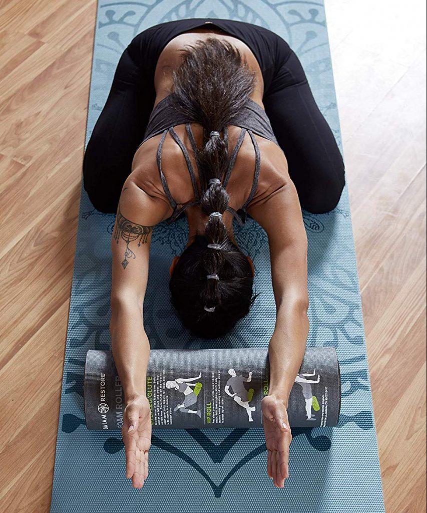 foam roller for muscle soreness