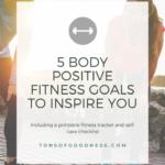 body positive fitness goals