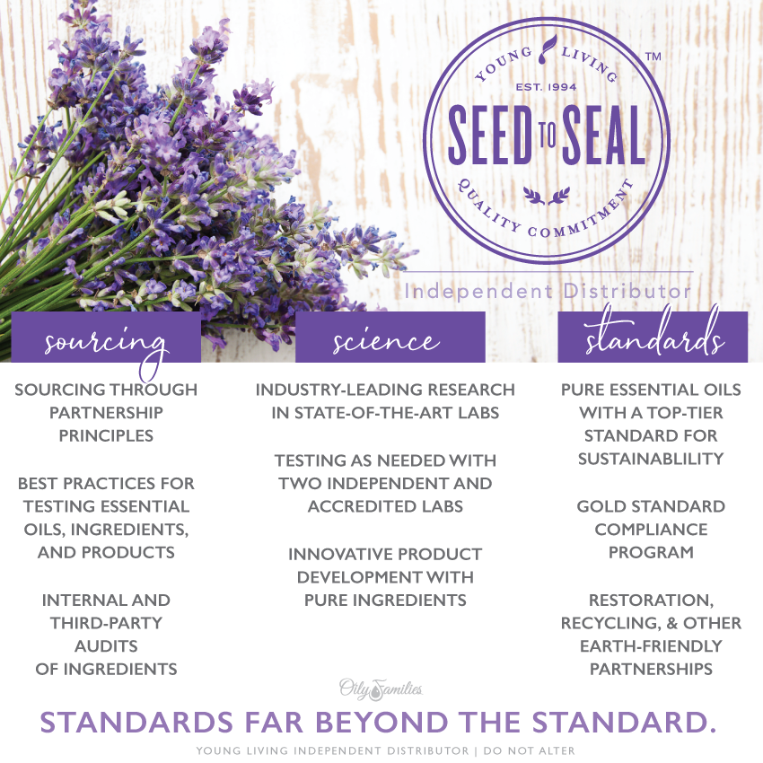 young living seed to seal commitment