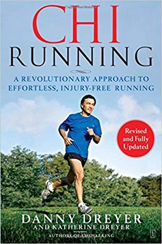 chi running book for running tips