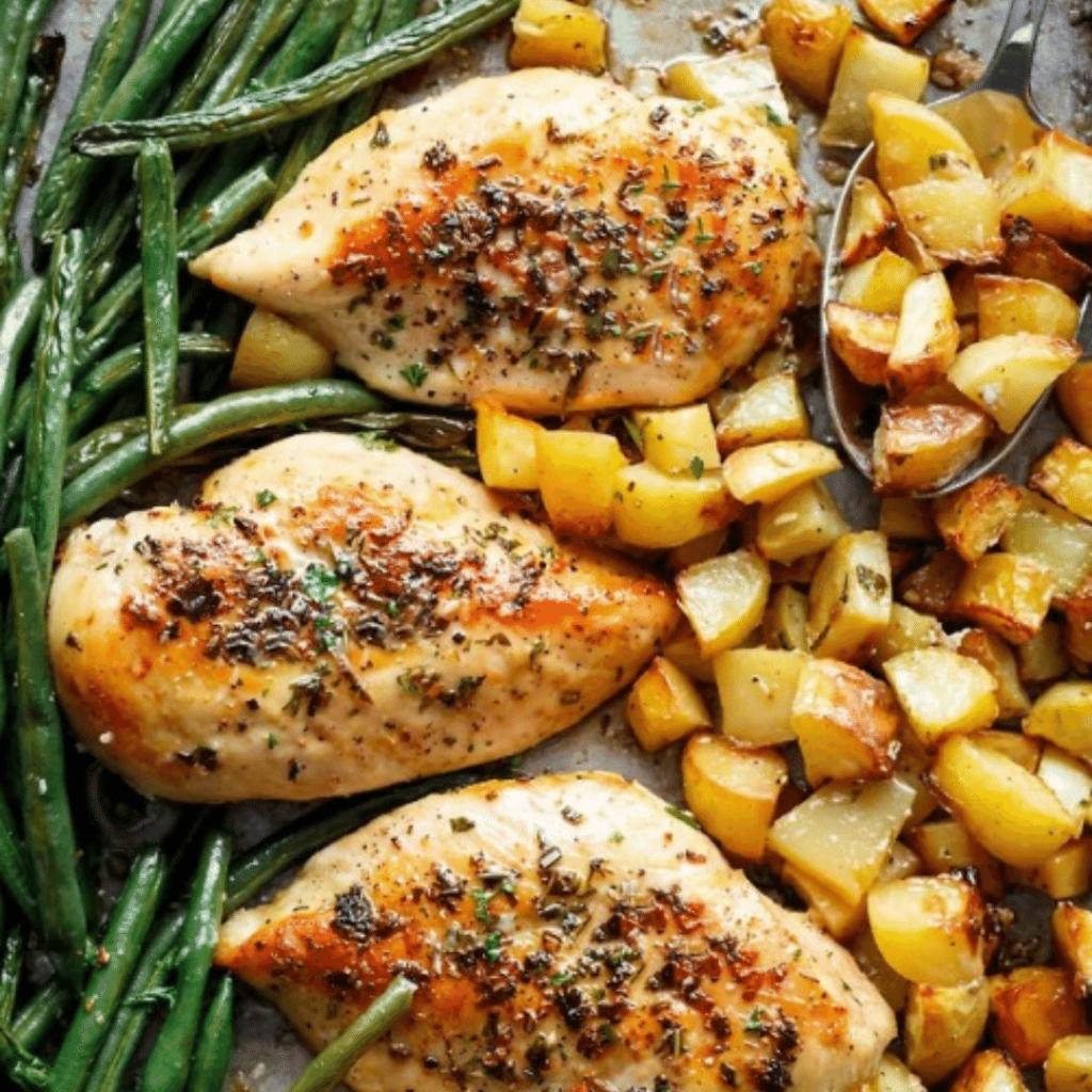 herbed baked chicken gluten-free dinner recipes
