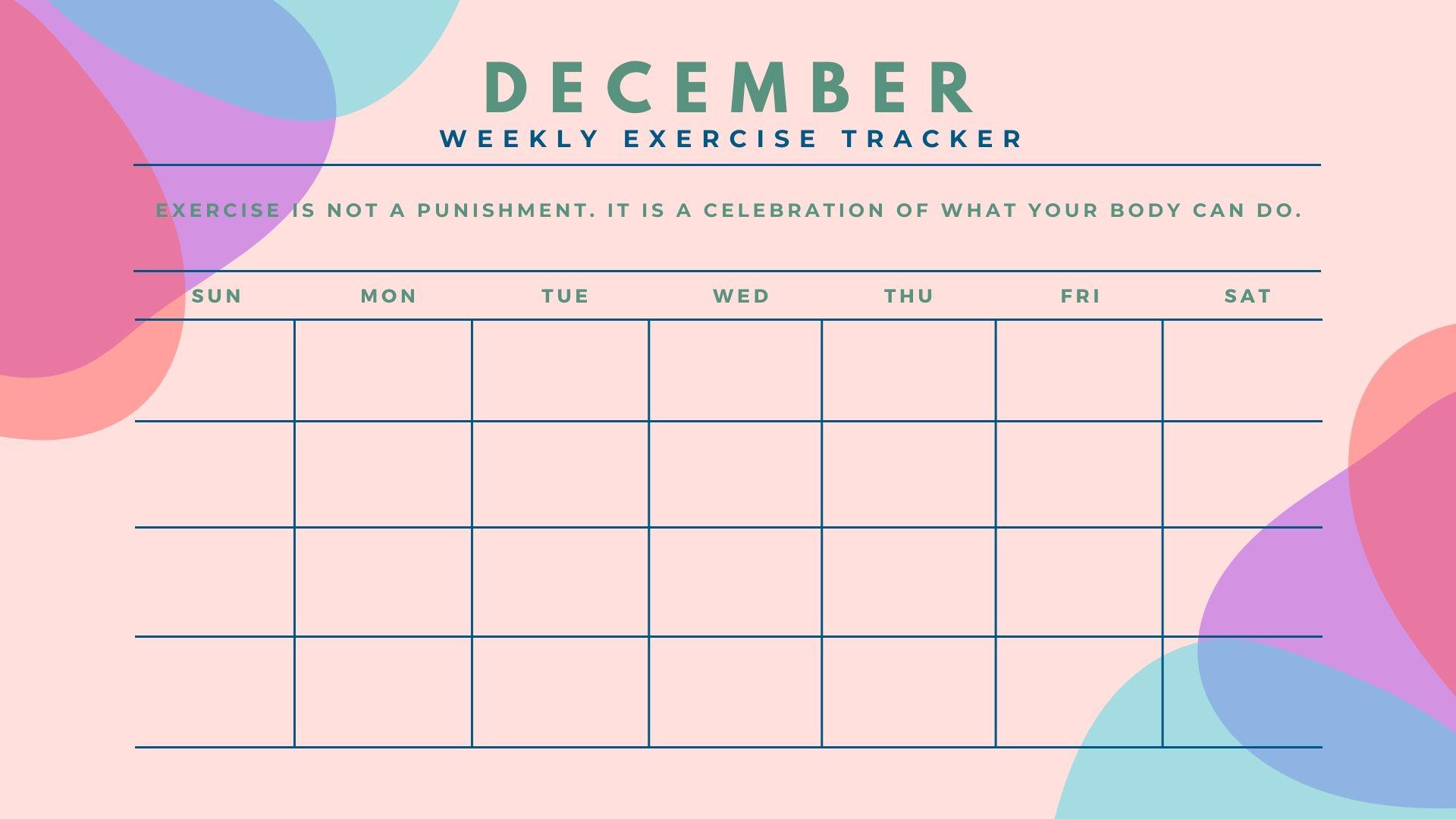 tracker for workout motivation