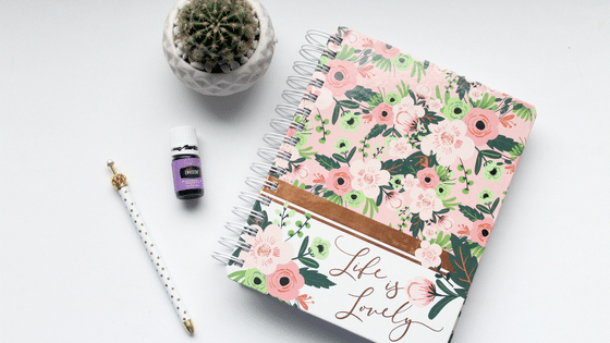 living intentionally through journaling
