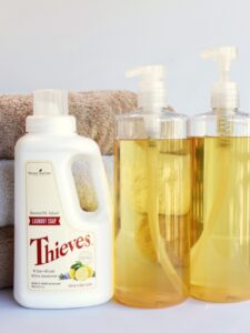 thieves natural laundry detergent
