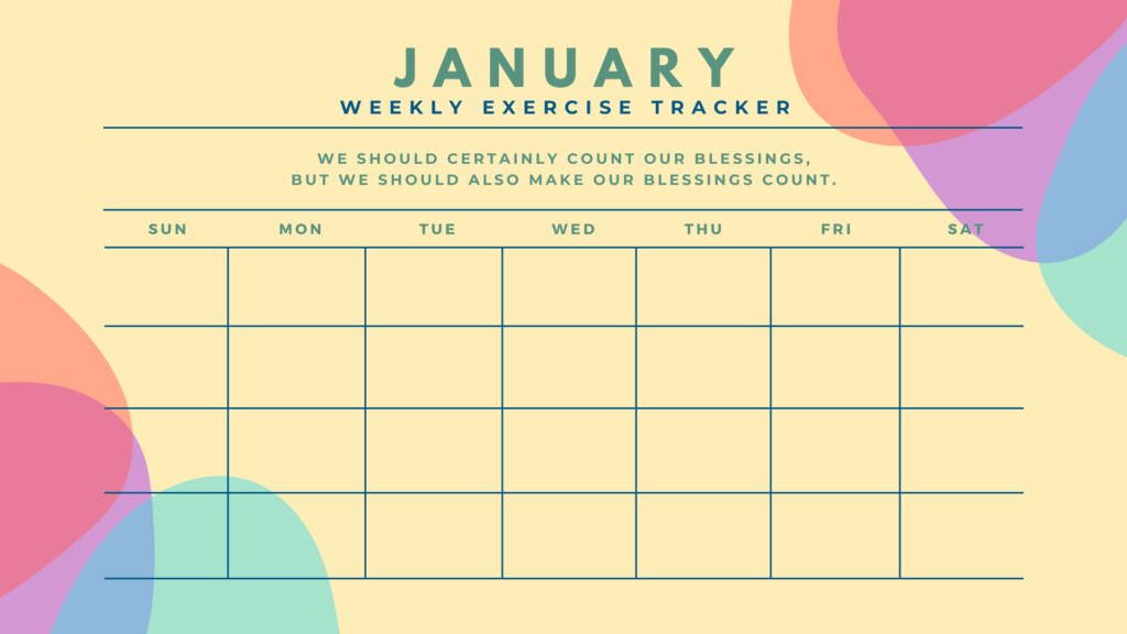 exercise tracker for hashimoto's thyroiditis