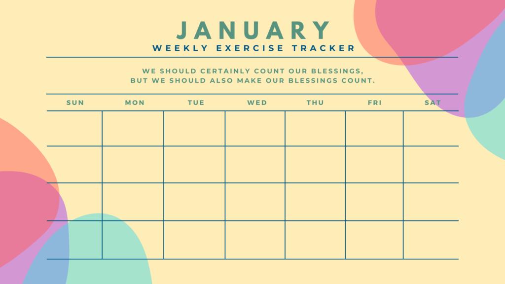 exercise tracker for hashimoto's thyroiditis
