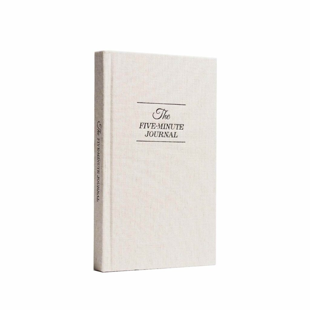 5 minute journal number 7 in the gift guide