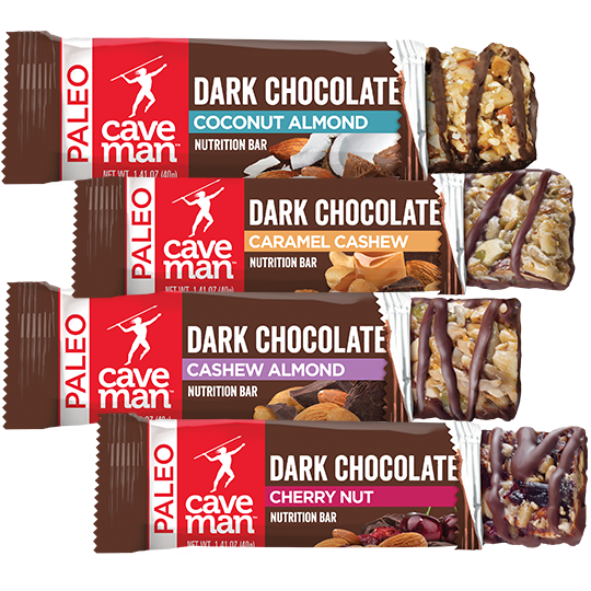 caveman bars chocolate for the gift guide