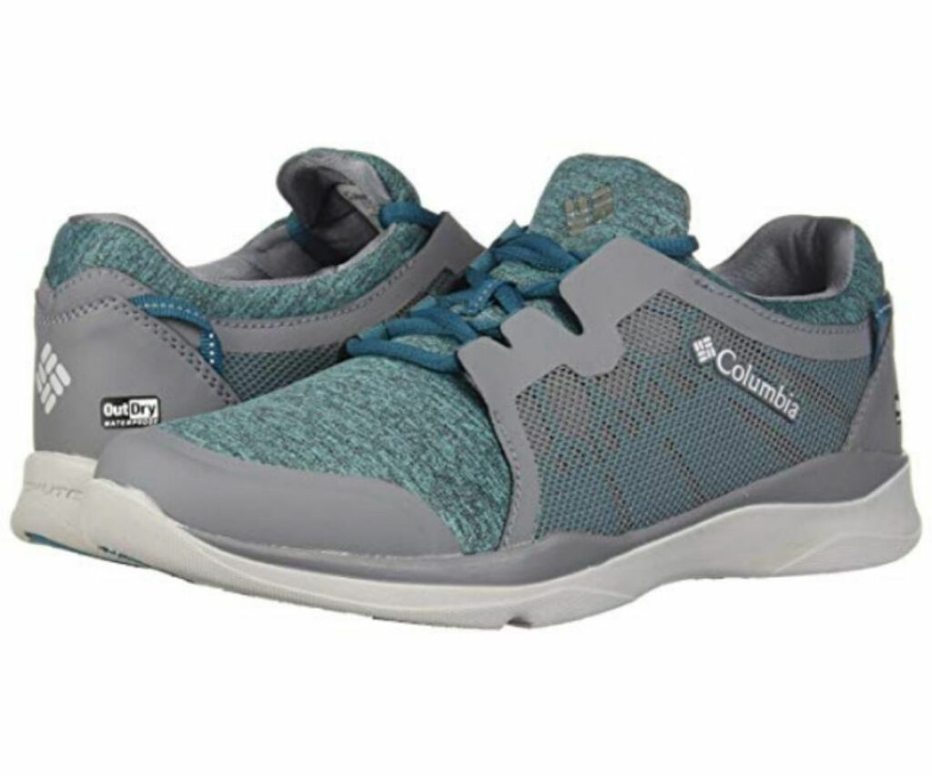 waterproof running shoes in the wellness gift guide