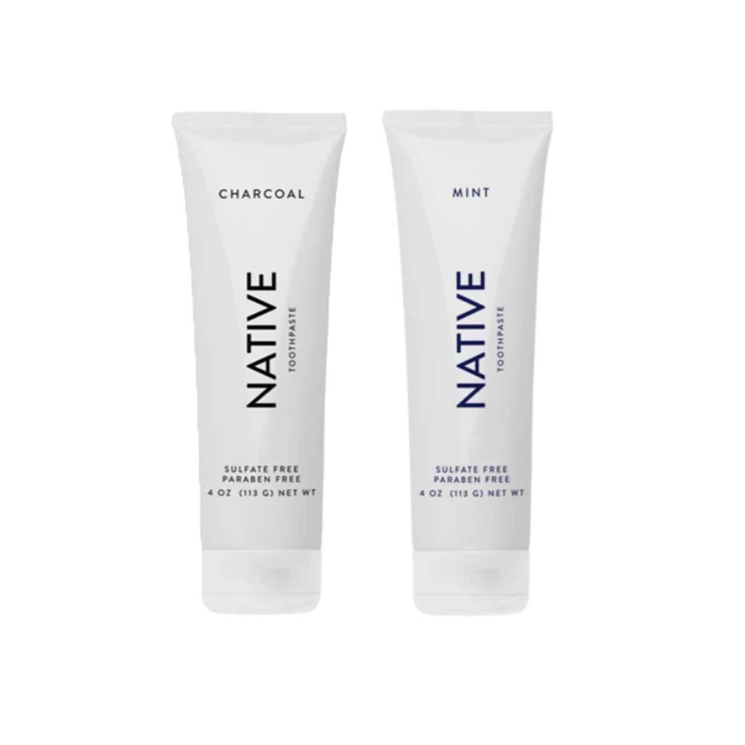 native toothpaste
