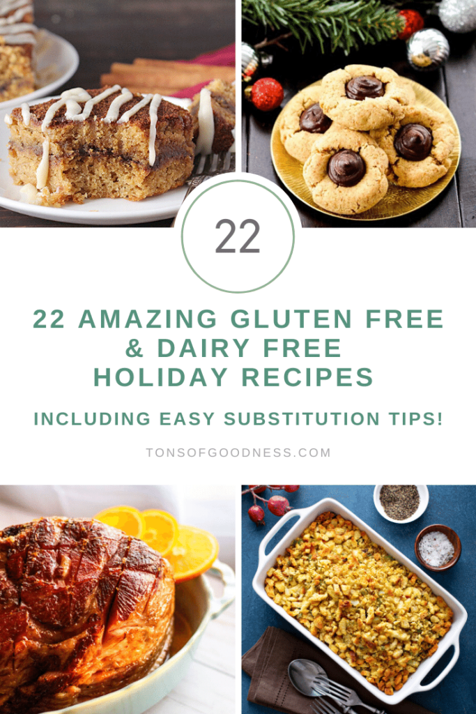 gluten free holiday recipes