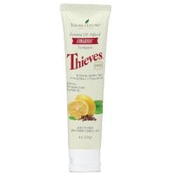 thieves fluoride free toothpaste