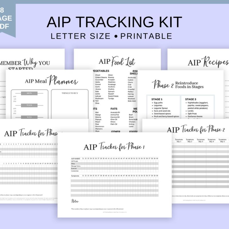 aip tracking kit