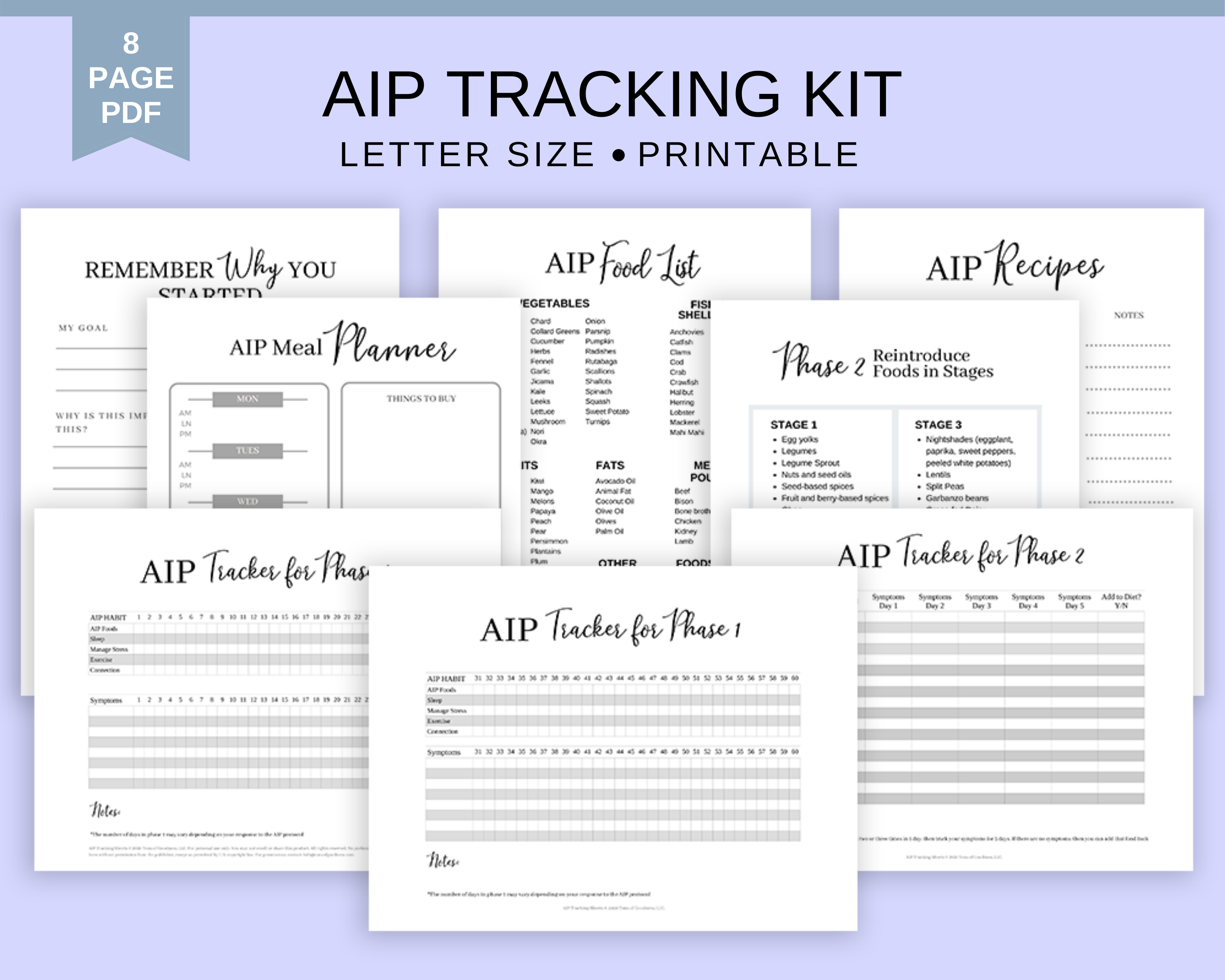 aip tracking kit