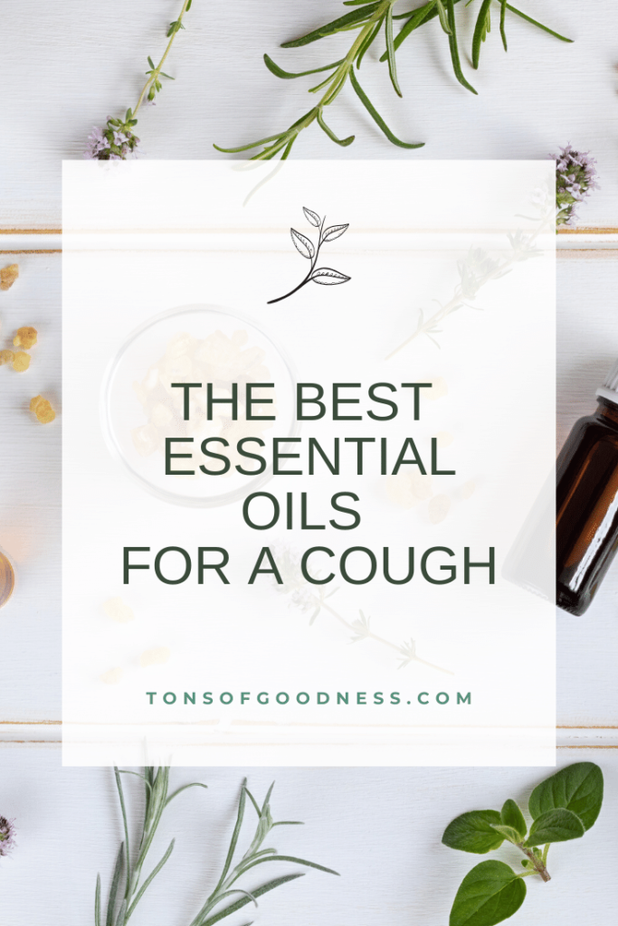 the best essential oils for a cough