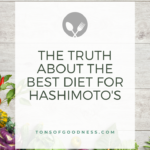 diet for hashimotos
