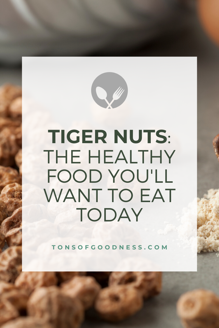 tiger nuts featured