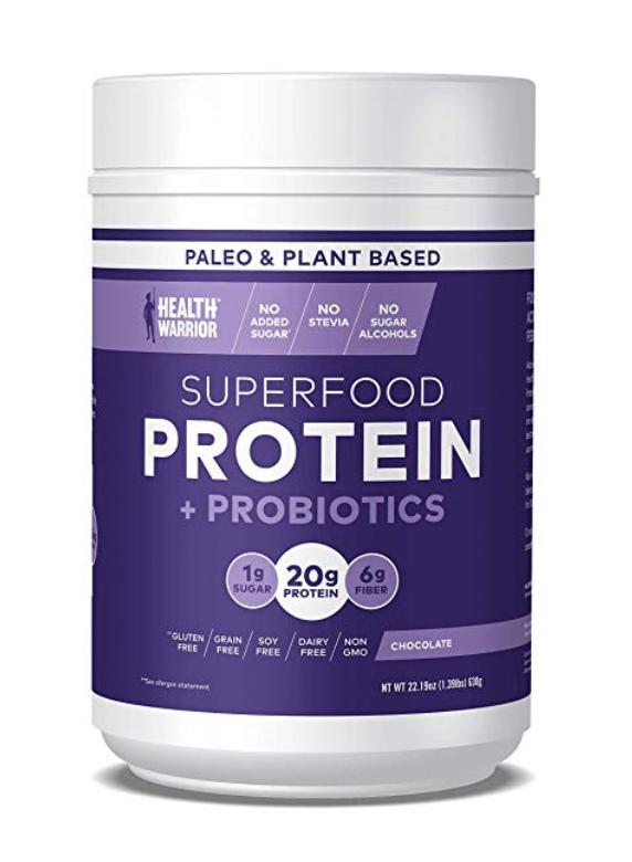 health warrior paleo protein powder
