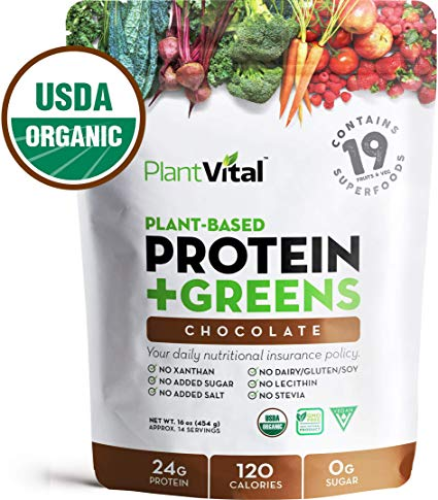 purevital vegan protein powder