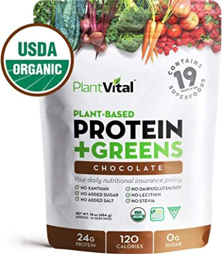 purevital vegan protein powder