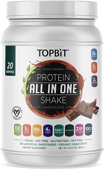 topbit vegan protein powder