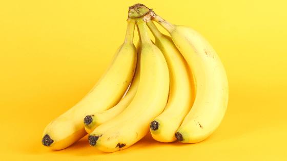 bunch of bananas and food myths