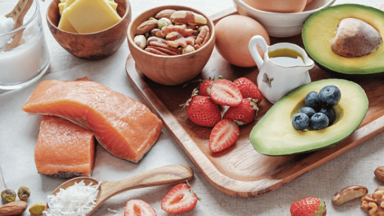 food myths about low carb diets