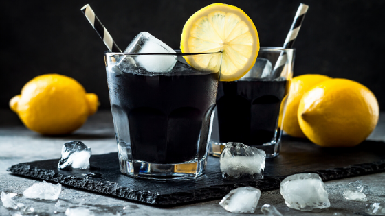 activated charcoal drink food myths