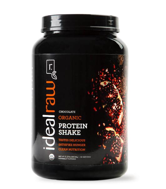 idealraw vegan protein powder