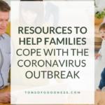 coronovirus for families