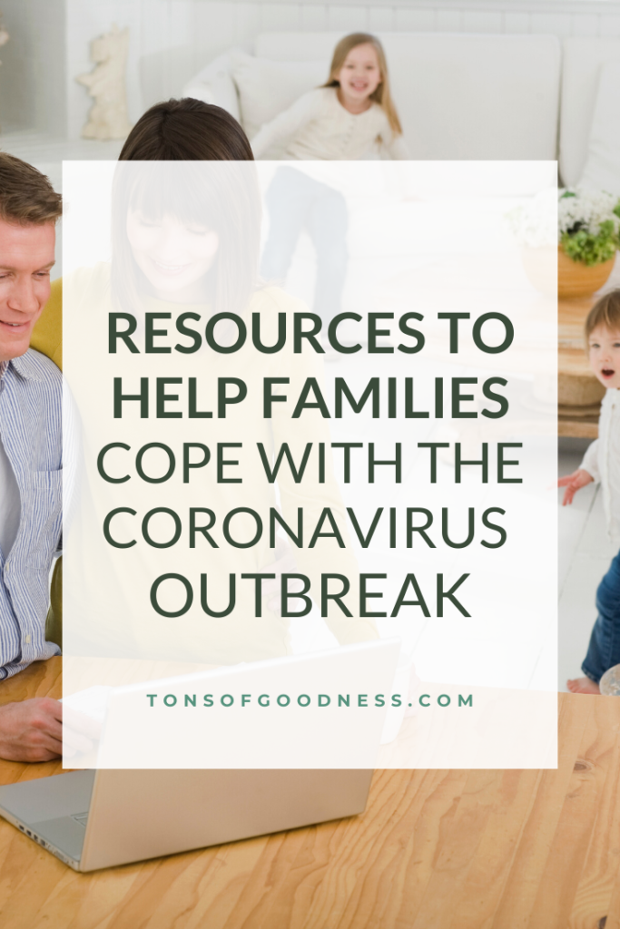 coronovirus for families