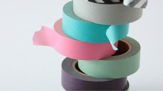 tape activities for kids
