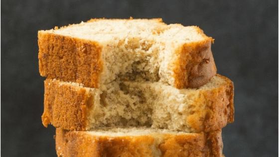 Healthy Flourless Banana Bread (Paleo, Vegan, Gluten-Free)