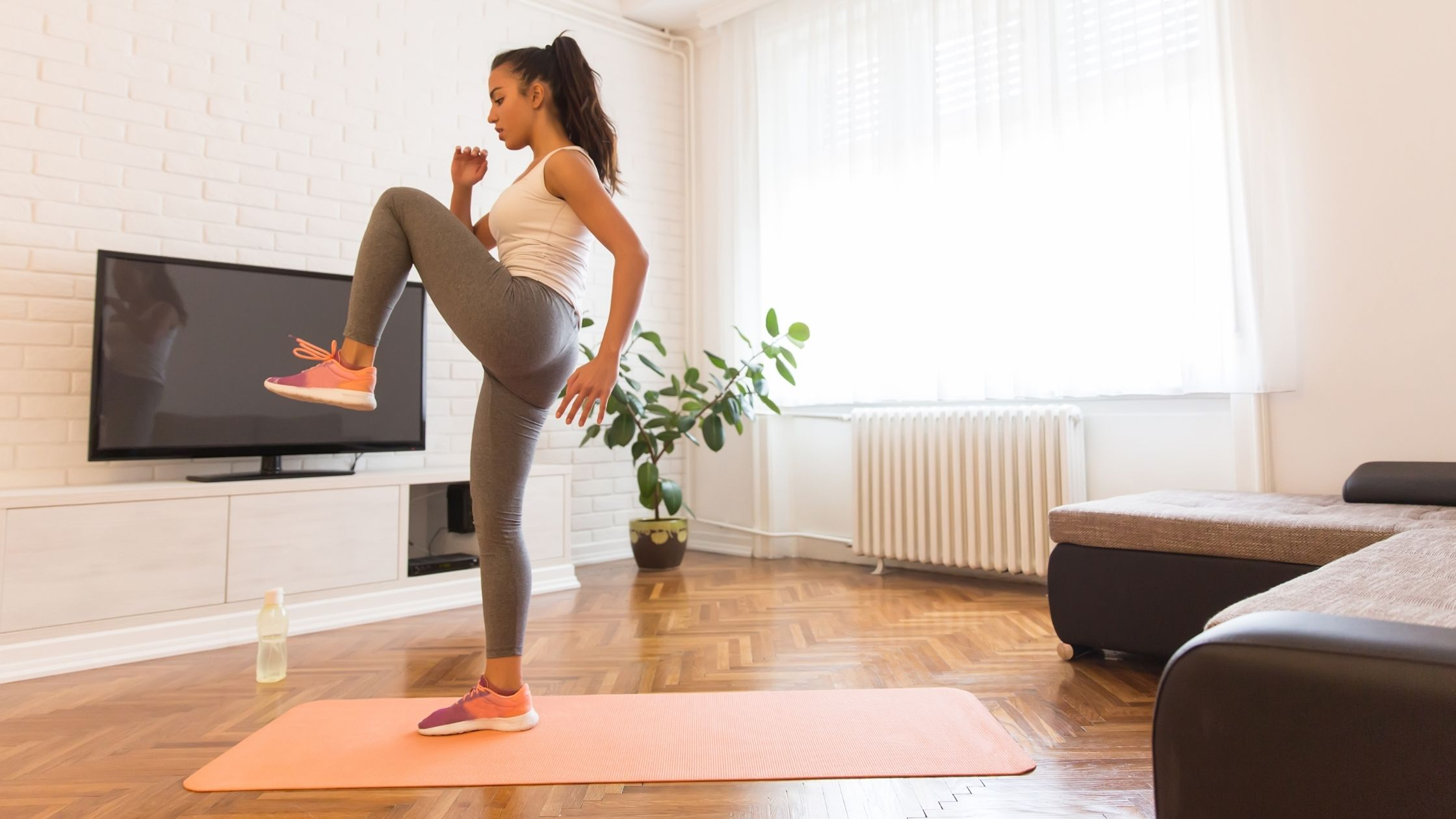 Short on Time? Try a HIIT Workout at Home!