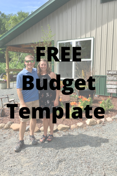 free budget template to make budgeting fun