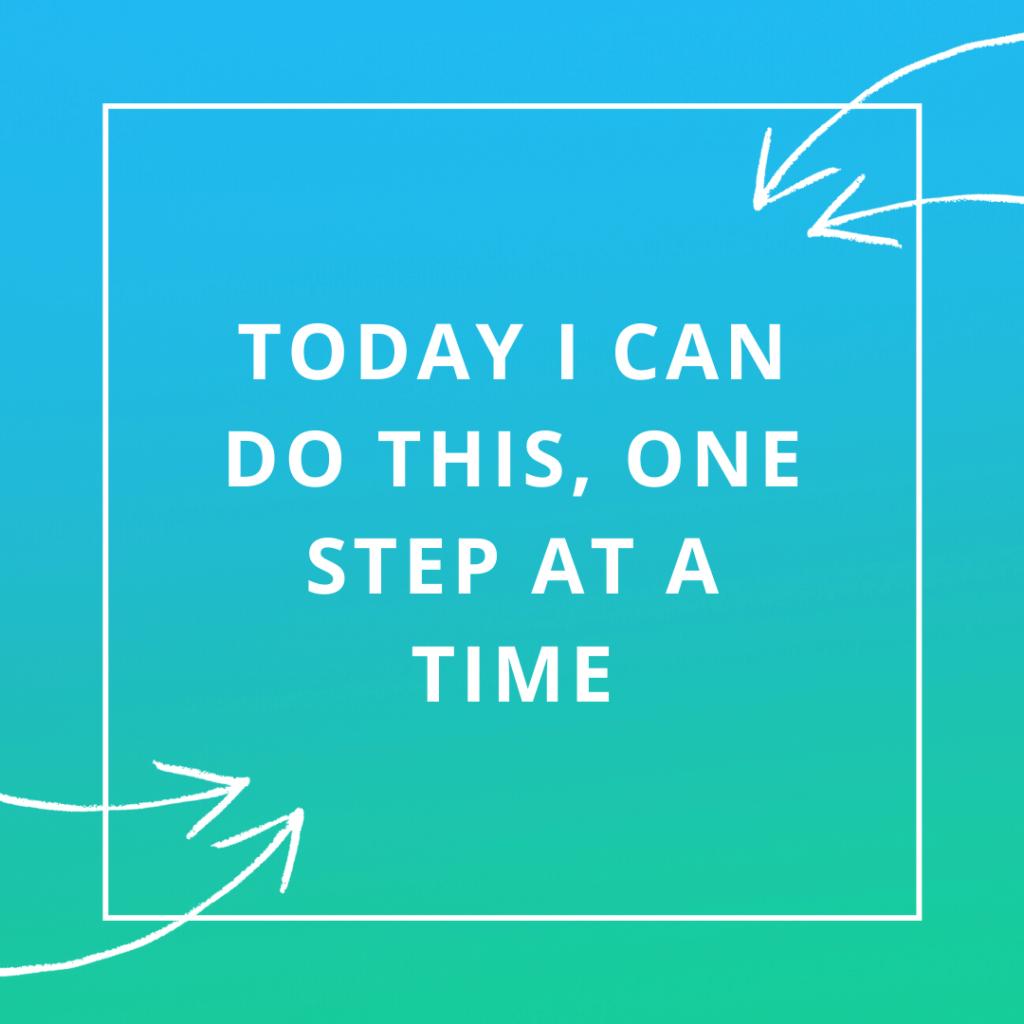 positive affirmation for running - running tips to make running easier