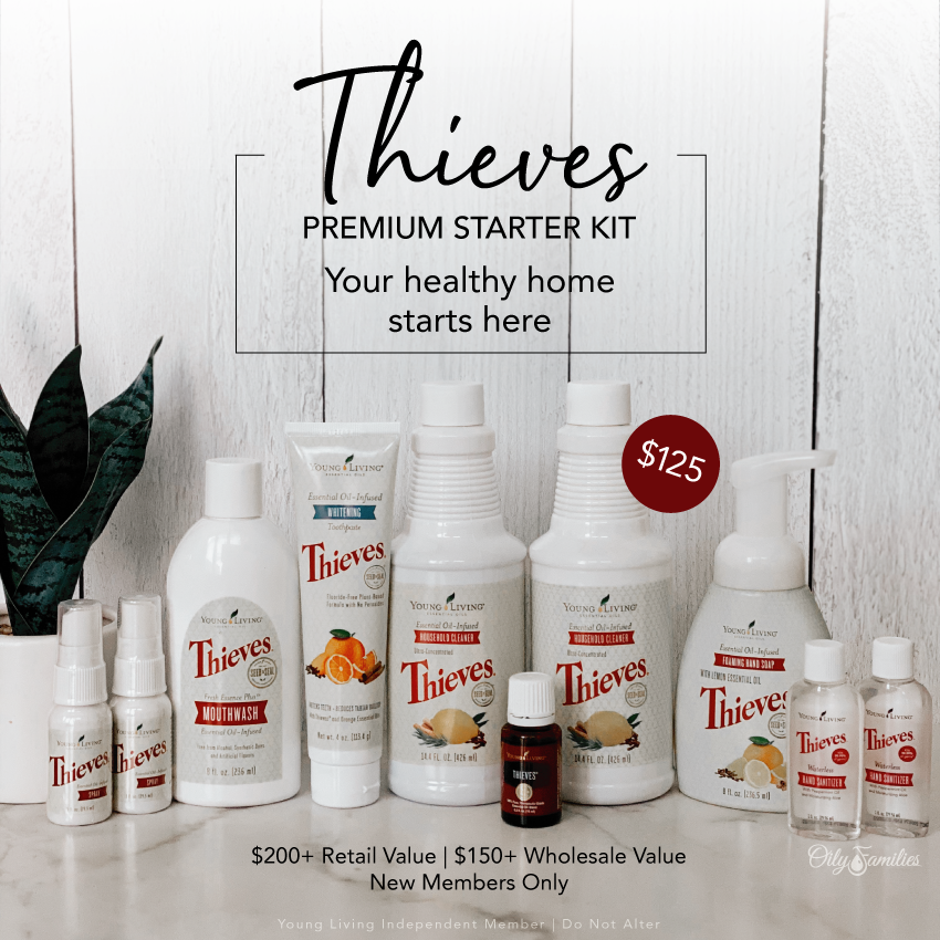 thieves premium starter kit