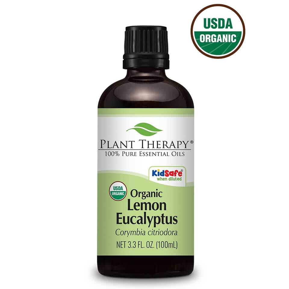 plant therapy lemon eucalyptus essential oil