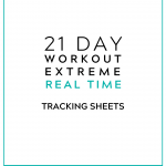 21 day fix real time extreme cover