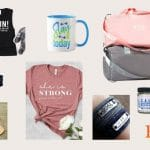 fitness gifts on etsy for her