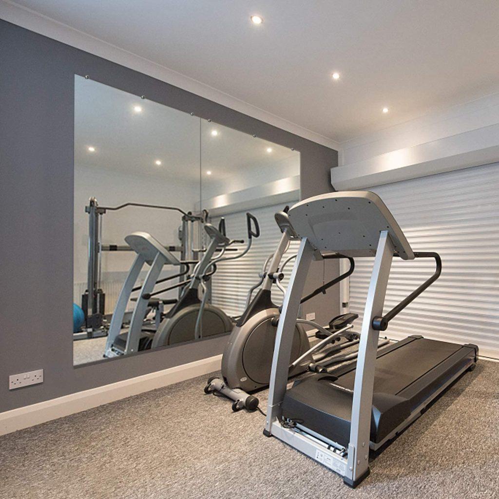 48 x 32 home gym mirror